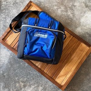Coleman Insulated Lunch Bag with removable insert